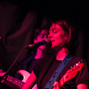 Anna Burch and Carriers: Photo Recap