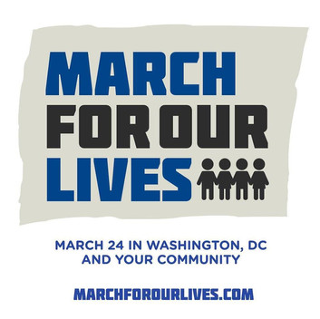 Stand Up To Violence With The March For Our Lives