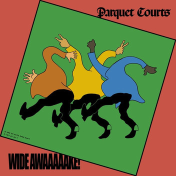 Parquet Courts: New Album Streaming at Midnight