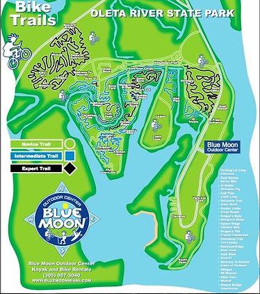 Oleta river state park bololo cycling