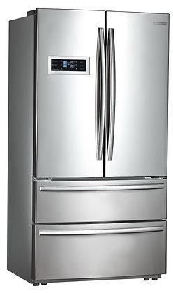 Refrigerador French Door Inox