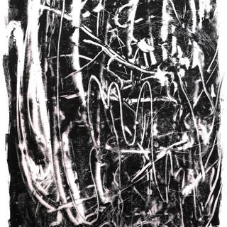 03-Noga Shatz- Voices- Water based ink o
