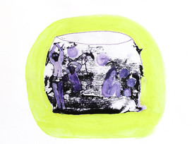 SOLD | In isolation 14-Fish Tank