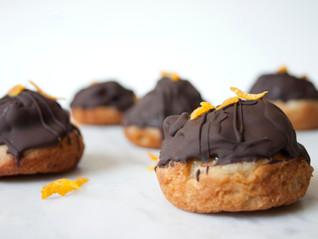 JAFFA CAKES (Vegan & Gluten Free)