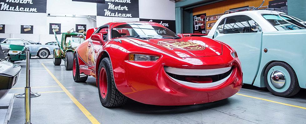Hire Lightning Mcqueen Car