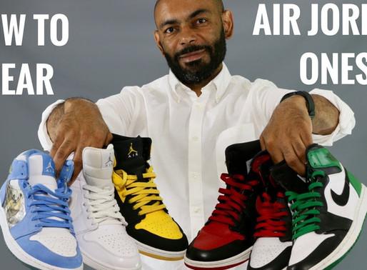 How To Wear Air Jordan 1's/My Air Jordan 1 Collection