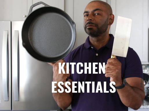 10 Essentials Every Man Needs in His Kitchen