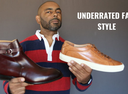 10 Most Underrrated Men's Fall Style Items