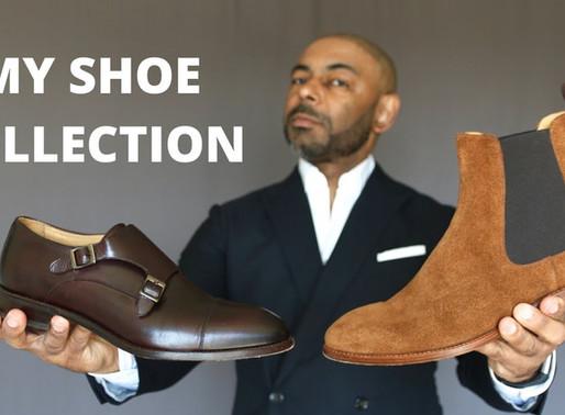 My Beckett Simonon Shoe Collection