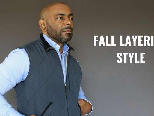 10 Fall Style Items Men Need for Layering