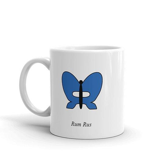 Datavizbutterfly - Rum Rus - Mug