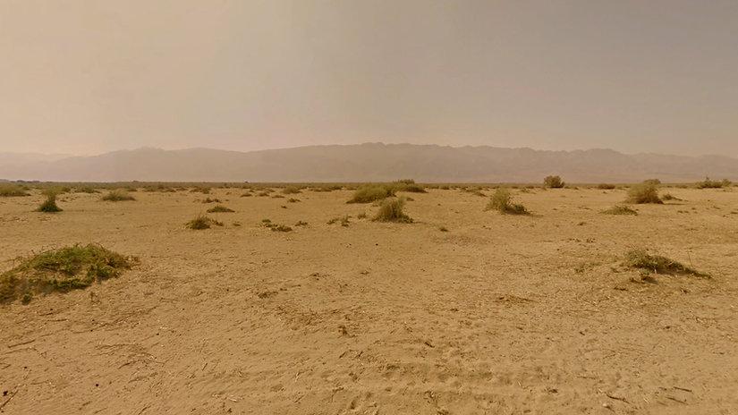 Yael Sloma, The Desert
