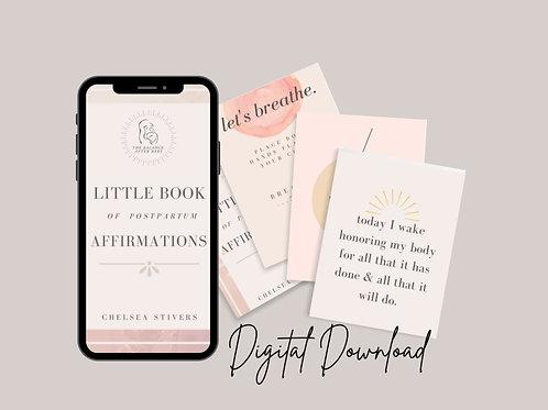 Little Book of Postpartum Affirmations