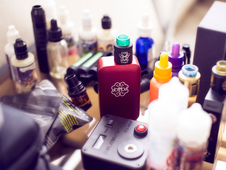 Vape juice can kill kids. A vaping law's falter left them at risk of nicotine poisoning.