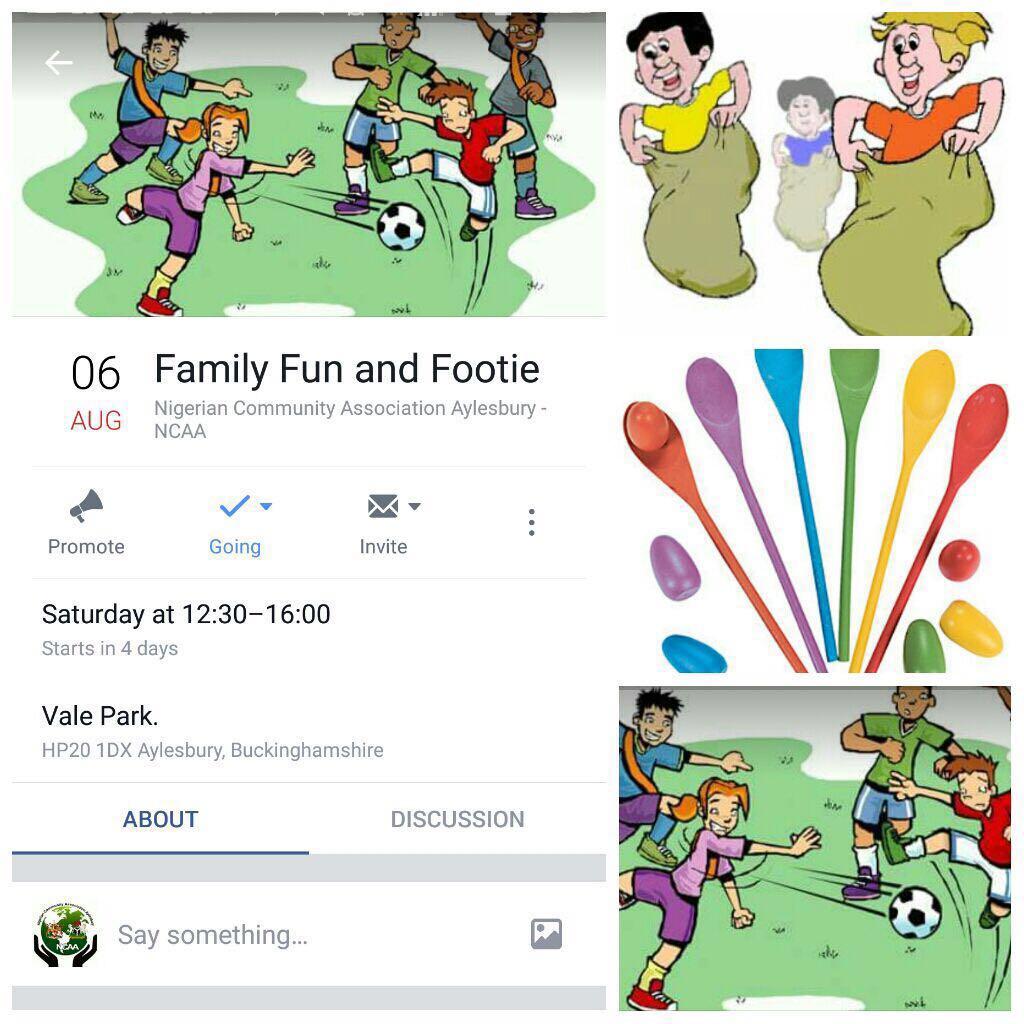 NCAA Family Funfair day