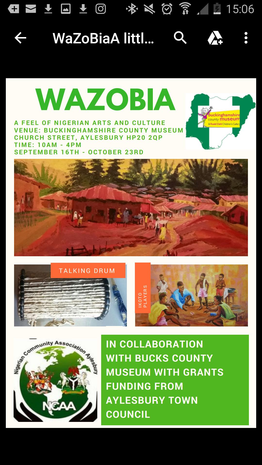 Wazobia 12