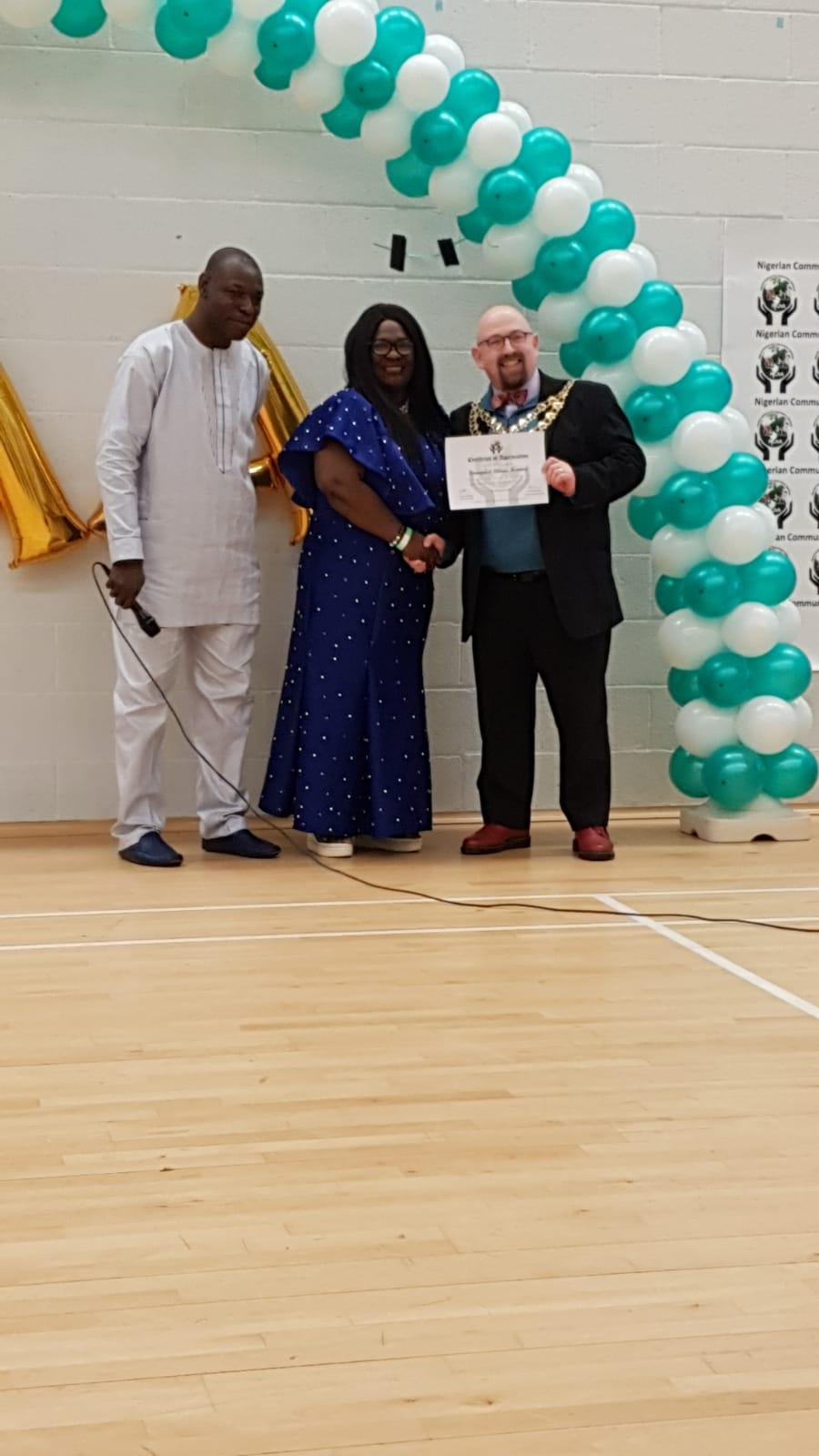 EOY 2018 Award Winner