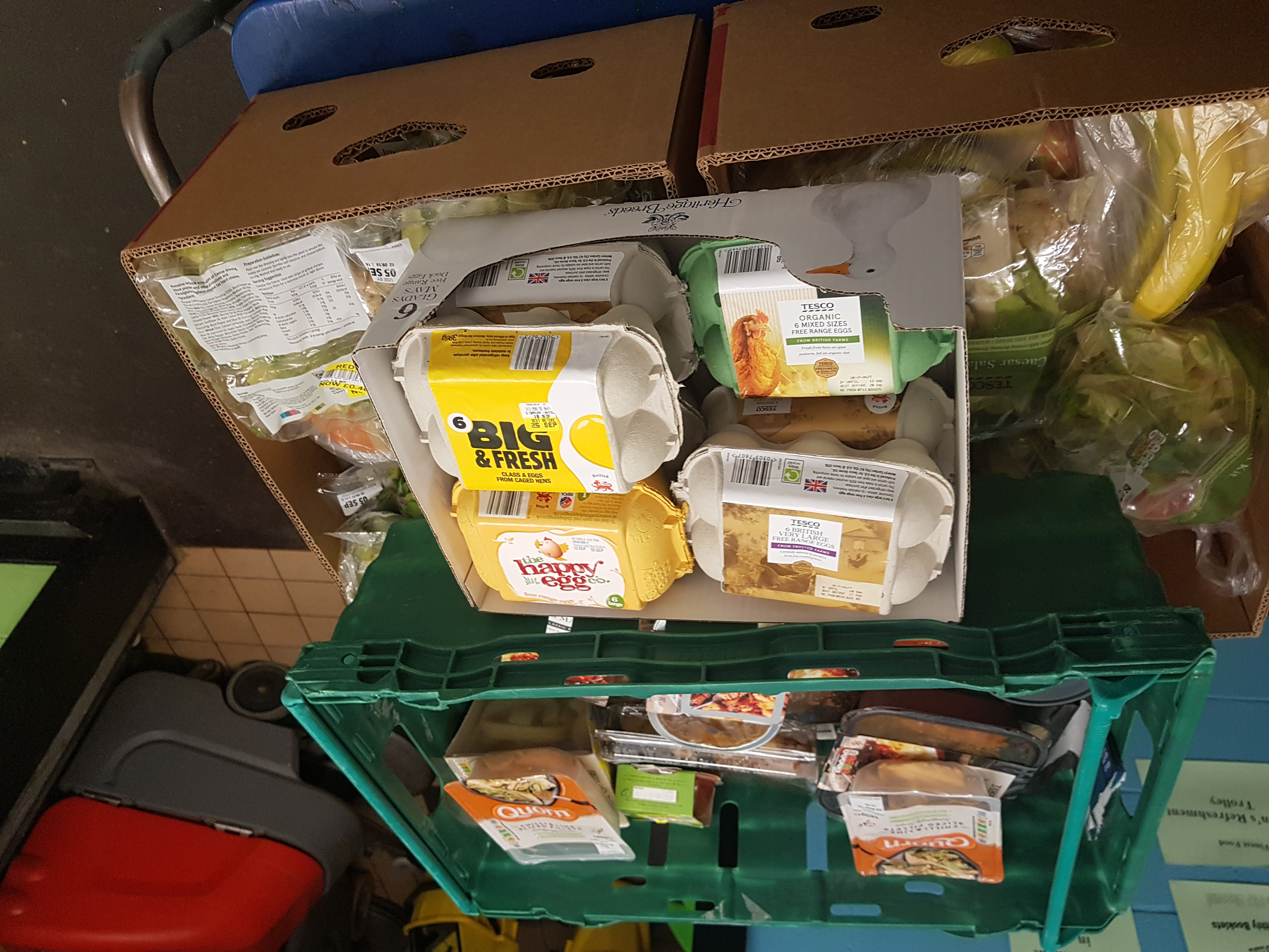 Fareshare Project