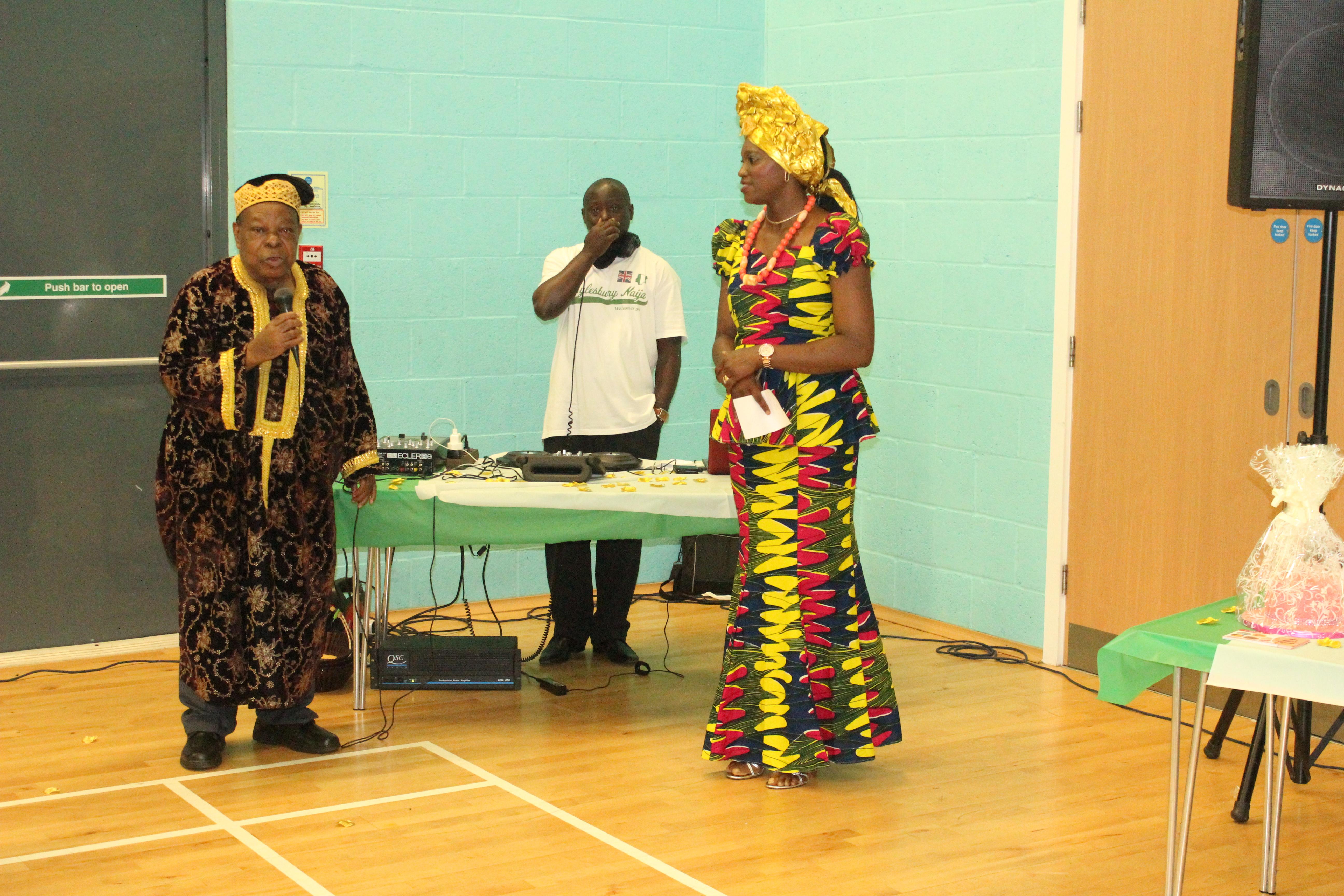 NANC UK Patron Nwogu