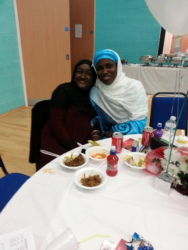NCAA Muslim Sisters