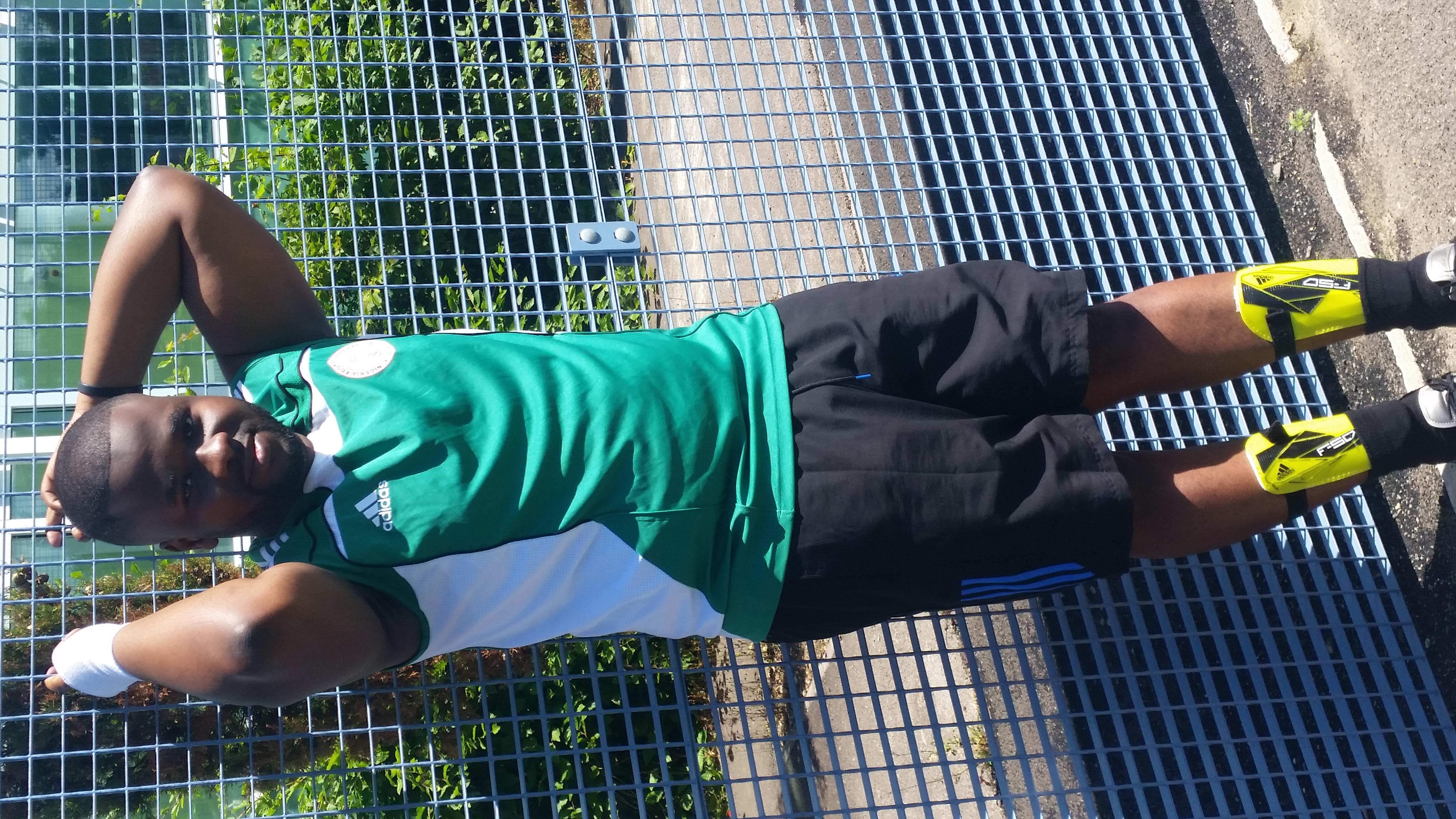 Mukhtar NCAA defender