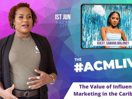 Samara Maloney on being an Influencer in Trinidad & Tobago