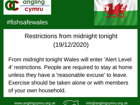 Latest Welsh restrictions
