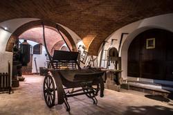 Il museo di Dolciano