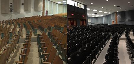 2016 Senior Class tackles auditorium renovation