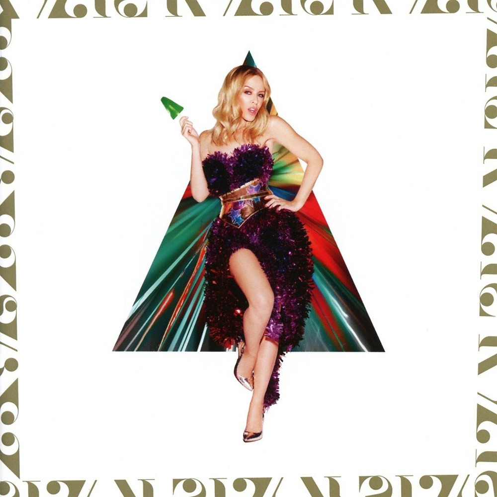 christmas gift, xmas, Kylie Christmas: Snow Queen Edition - Kylie Minogue - music gift - sound identity