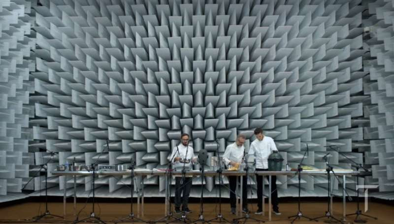 The Sounds of Massimo Bottura's Lasagna, shot by the artist Yuri Ancarani, Published by The New York Times - kitchen food sounds - sound design audio branding marketing video -Sound identity blog music