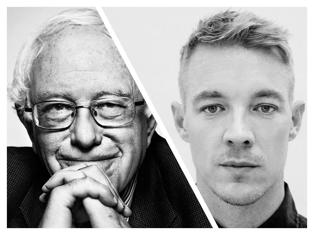 """Bernie Sanders goes to battle to the sound of """"Revolution"""" by Diplo - Sound Identity blog"""