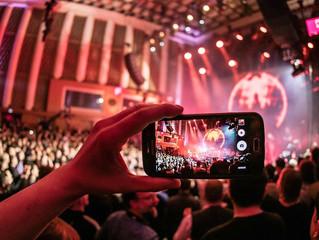 ll record mondiale dei Depeche Mode con il livestreaming di maggior successo di sempre
