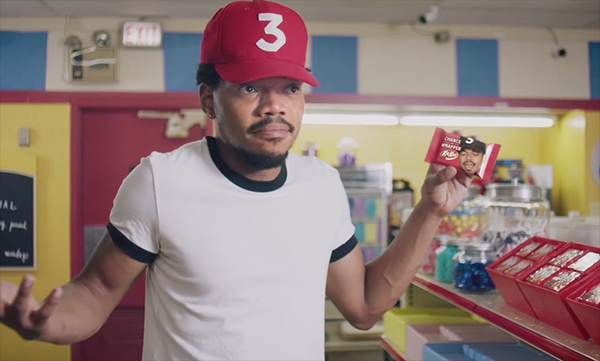 "Kit Kat ""Have a break... have a Kit Kat"" - earworms spot commercial ""Gimme a break"" jingle, Chance the Rapper - sound branding, sound design, audio marketing, tbt, sound identity musicmatters"