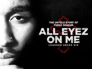 'All Eyez' sono sul Film Biopic di Tupac