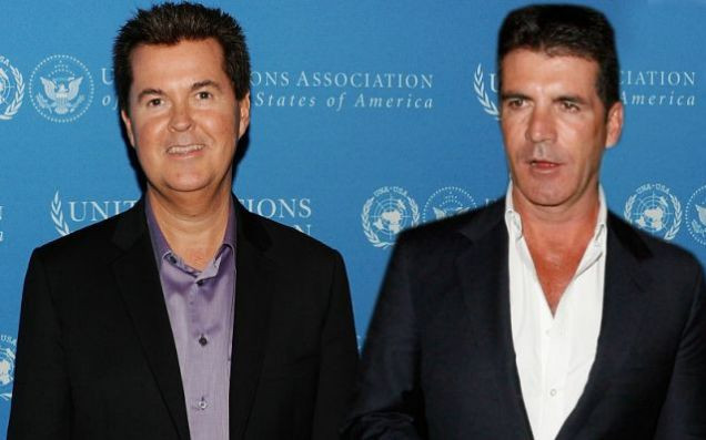 tbt 2013 music reality-tv-show war ended. The dispute between Simon Fuller and Cowell for X Factor copyrights - soundidentity sound branding