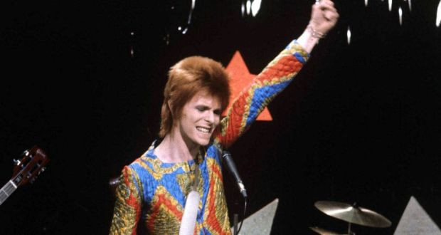 Ziggy Stardust has landed on Planet Earth tbt 6th july 1972 The Rise and Fall of Ziggy Stardust and the Spiders From Mars