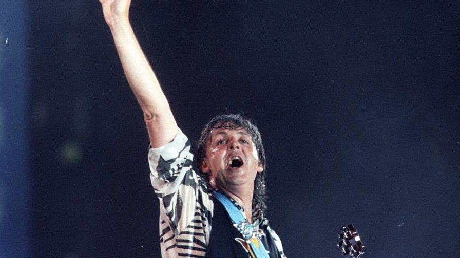Rio Maracana Stadium 1990 guinness world record paul mccartney Sound Identity blog