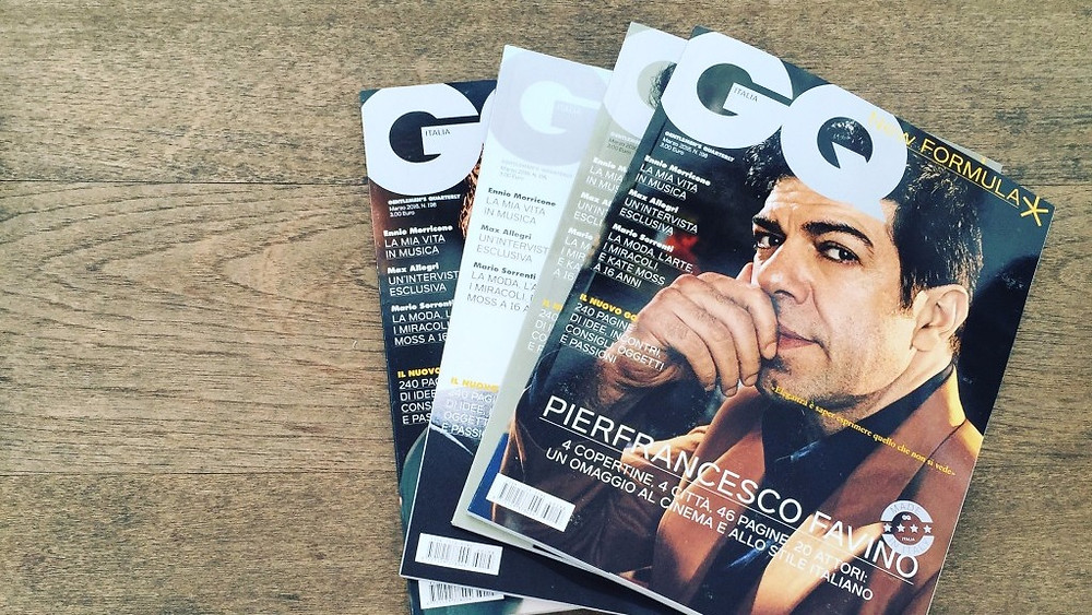 GQ Italia sound branding Sound Identity work portfolio audio branding sound design marketing  - sound identity blog