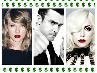"""Quale celebrity fa vendere di più? Ecco la classifica di """"commerciabilità"""" degli artisti"""