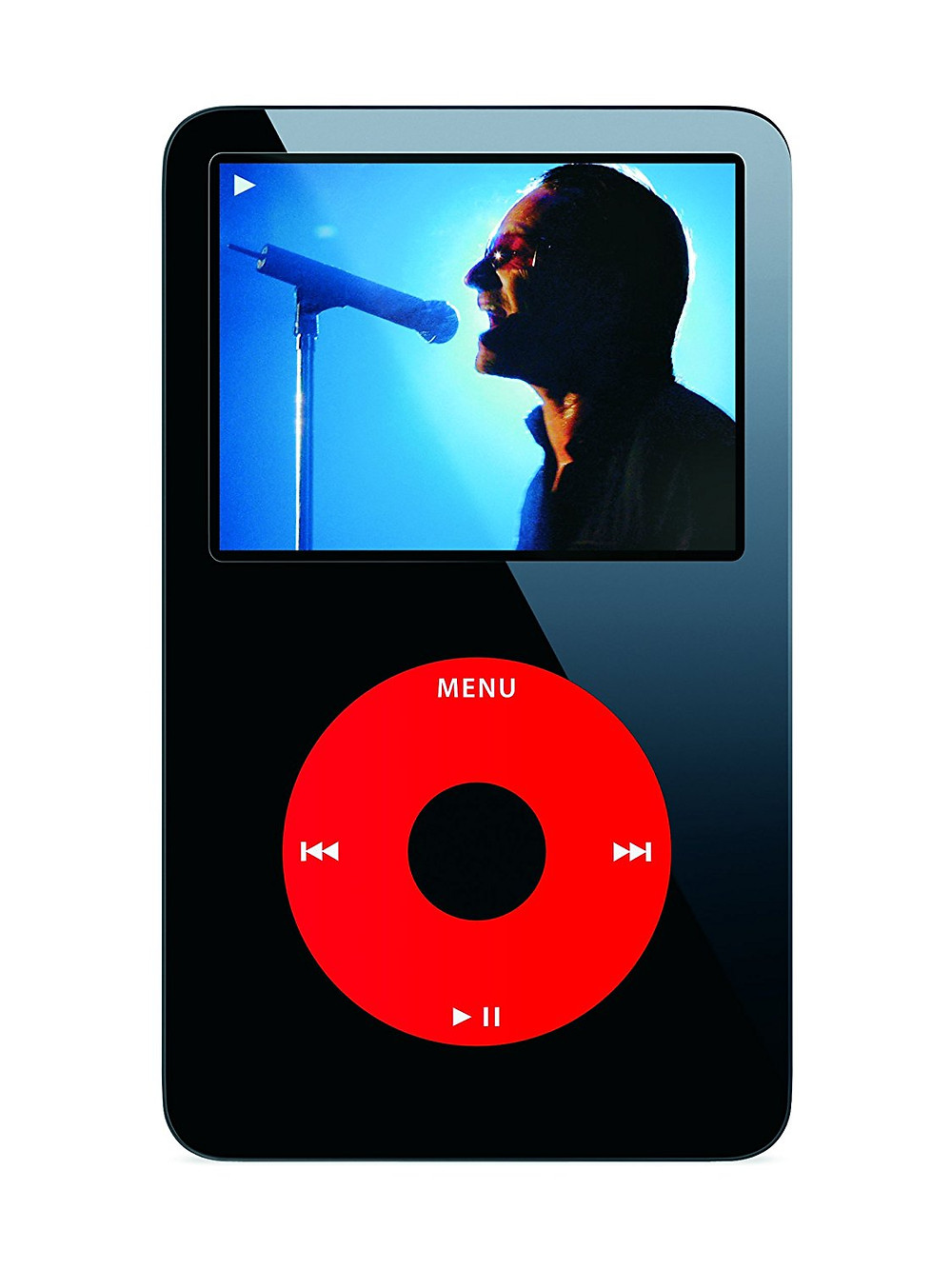 Apple and U2 together in the new digital music era - sound identity music blog #tbt #u2 #apple #ipod