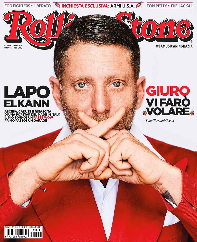 Le confessioni di Lapo Elkann a Rolling Stone raccontante nel backstage-video di Marco Rubiola con soundtrack by Sound Identity - cover story Rolling Stone Italia