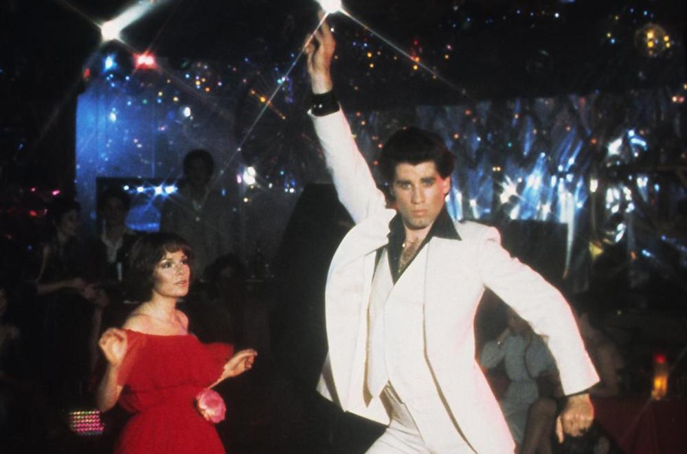 40 Years of Saturday Night Fever #tbt music, movie, sound identity blog