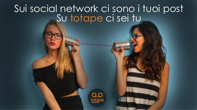 Totape vocal social network - post Sound Identity blog