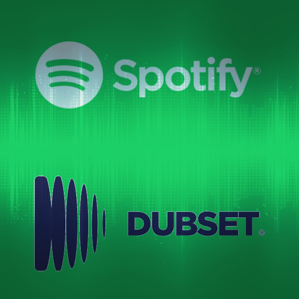 A new agreement between Dubset and Spotify, more mixes and remixes for DJ to stream - sound identity blog