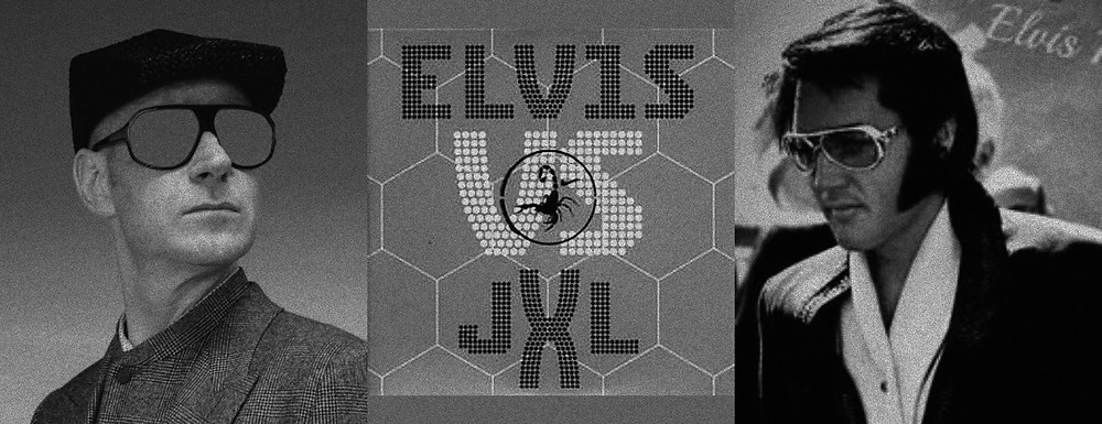 Elvis Presley song A Little Less Conversation remixed by  Tom Holkenborg - aka  Junkie XL or JXL - sound identity blog