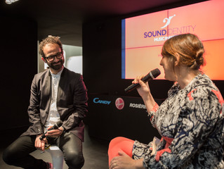 "Stefano Fontana chats with Candy about the ""flavour of sound"""