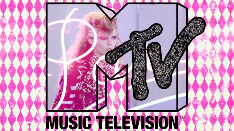 i suoni della moda indossando MTV - marc jacobs collection mtv logo - sound identity music blog musica audio branding sonic sound design music news