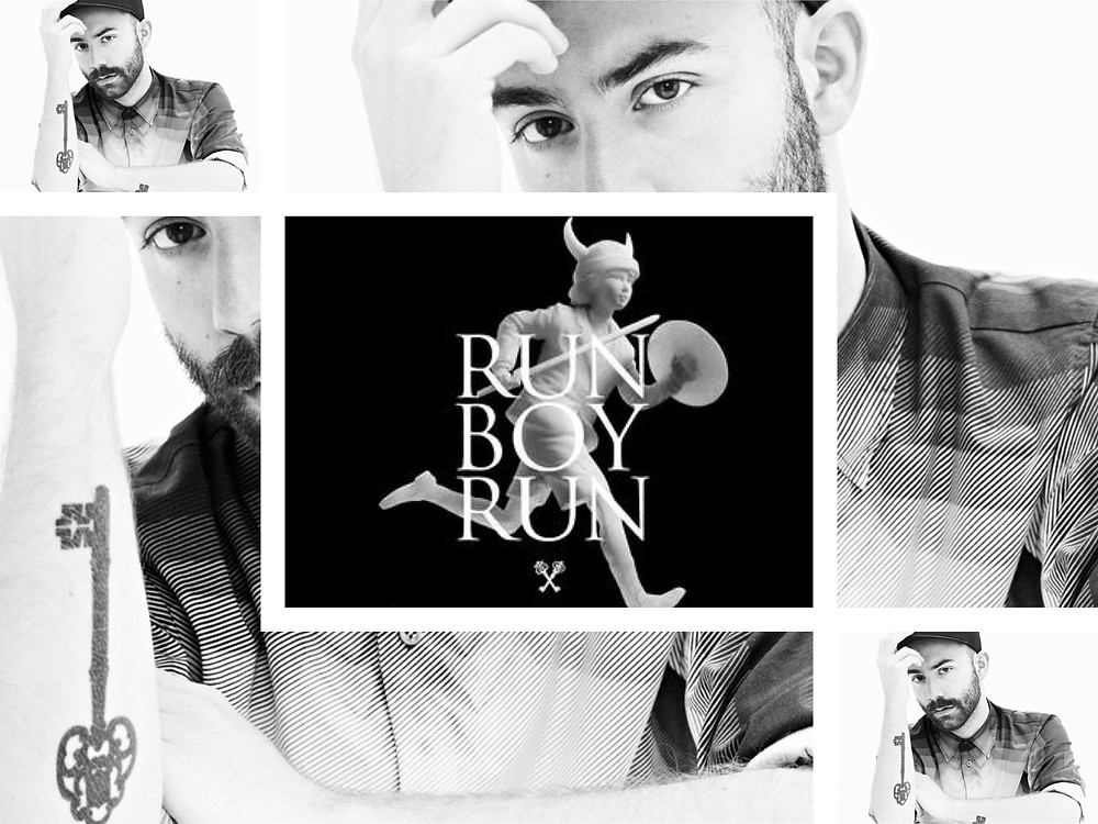 Woodkid is back with desert sounds, Run Boy Run has never left us - Sound Identity blog