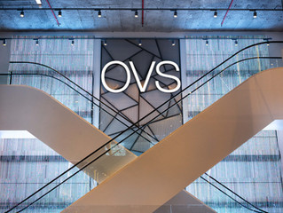 OVS makes its voice heard with the sound logo created by Sound Identity